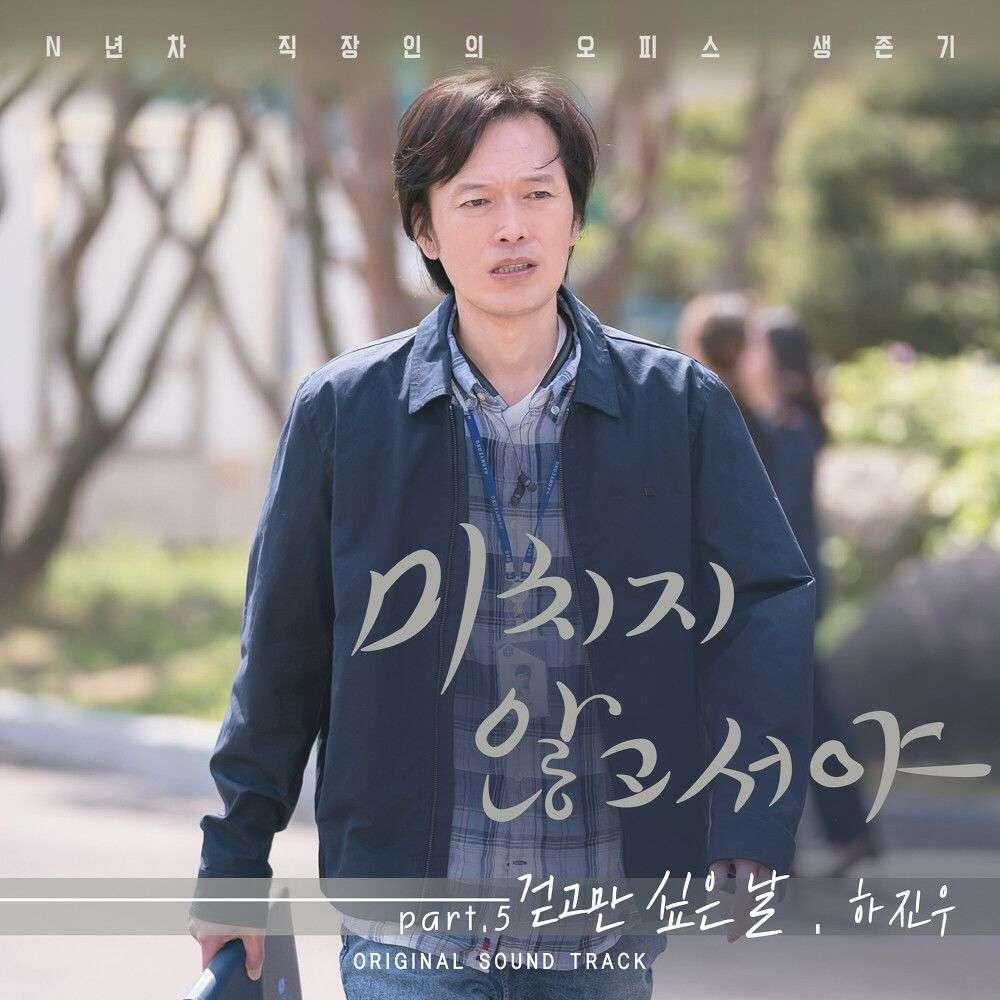 하진우 (Ha Jin Woo) – 걷고만 싶은 날 날 (Days When I Just Want to Walk) / On the Verge of Insanity OST PART.5 MP3