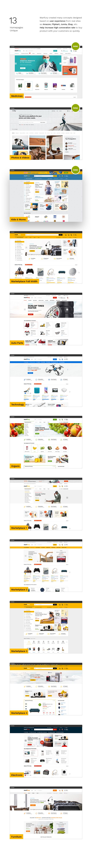 MartFury   Multi-Vendor & Marketplace eCommerce PSD Template - 14