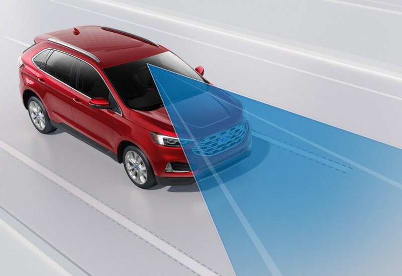 2019 Ford Edge Safety