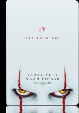 IT: Capitolo Due (2019).mkv MD MP3 720p HDTS - iTA