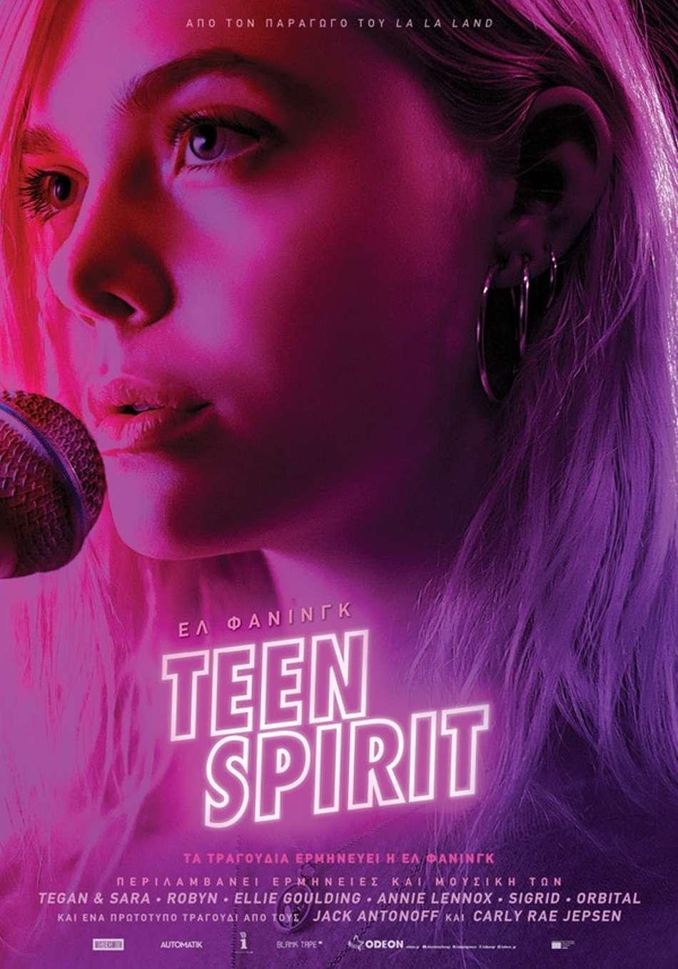 Teen Spirit - Trailer / Τρέιλερ Poster