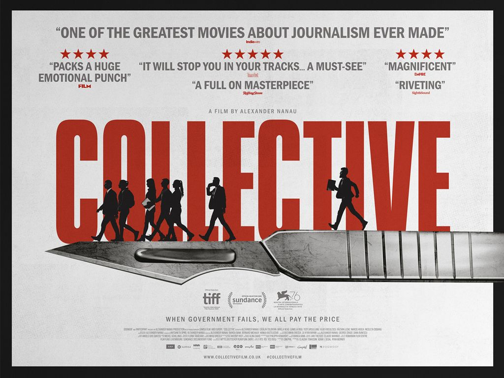 Collective (Colectiv) Quad Poster