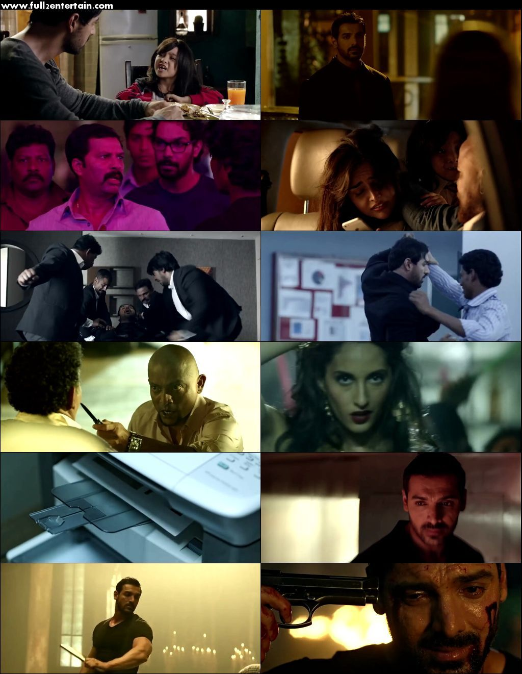 Rocky Handsome 2016 Full Movie Download for Free in Hdrip