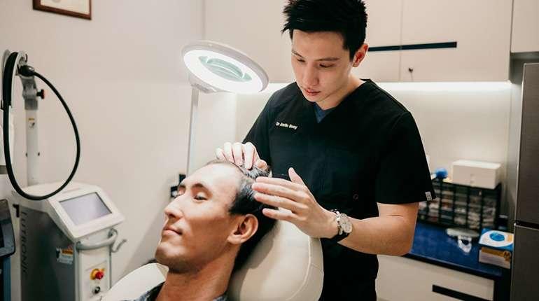 Fight Hair Loss With Regenera Activa Treatment at Sozo Aesthetic Clinic