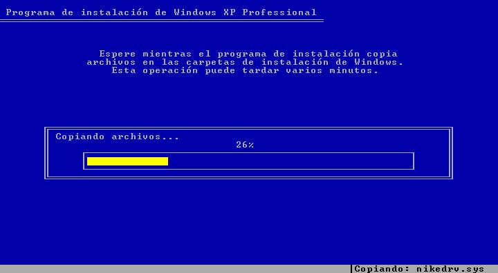 windows xp con drivers incluidos