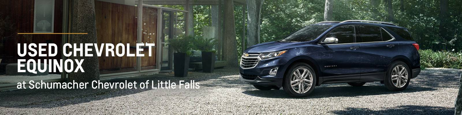Used Chevrolet Equinox For Sale in Little Falls NJ