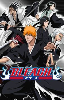 Bleach's Cover Image