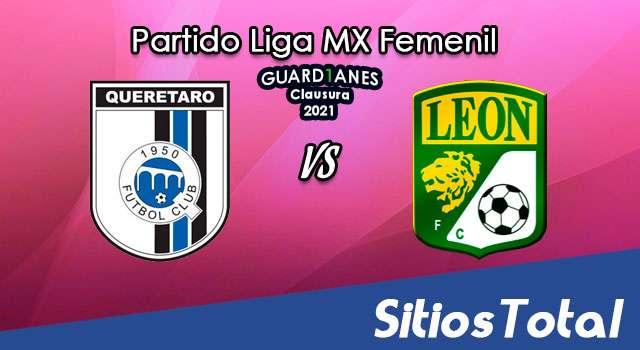 Querétaro vs León en Vivo – Transmisión por TV, Fecha, Horario, MxM, Resultado – J14 de Guardianes 2021 de la Liga MX Femenil