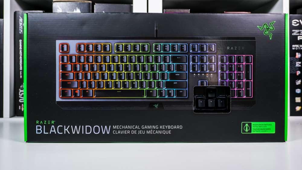 TipidPC com - Razer Blackwidow 2019 RGB