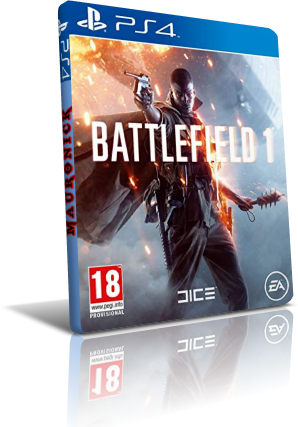[Ps4] Battlefield 1 (2016) [Fw 4.05] EUR - Full ITA