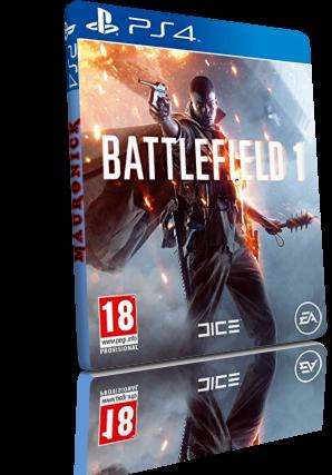 [Ps4] Battlefield 1 (2016) [Fw 4.05] EUR - Full ITA