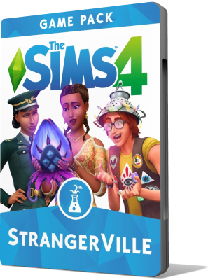 [PC] The Sims 4: StrangerVille - Update v1.51.77.1020 (2019) - SUB ITA