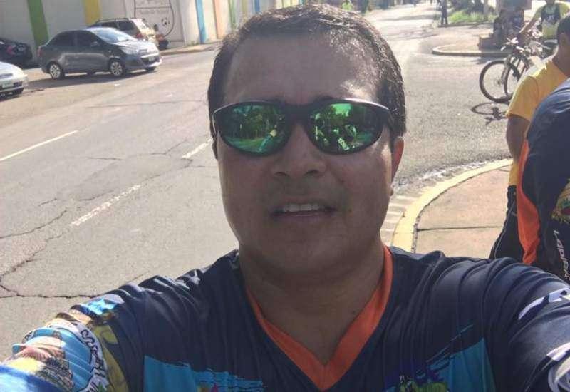 El exdiputado hondureño Juan Antonio Tony Hernández en una foto de archivo mientras hacía ejercicios.