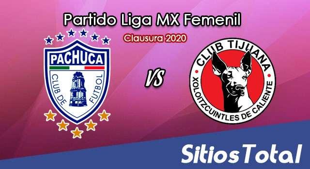 Ver Pachuca vs Xolos Tijuana en Vivo – Liga MX Femenil – Clausura 2020 – Lunes 16 de Marzo del 2020