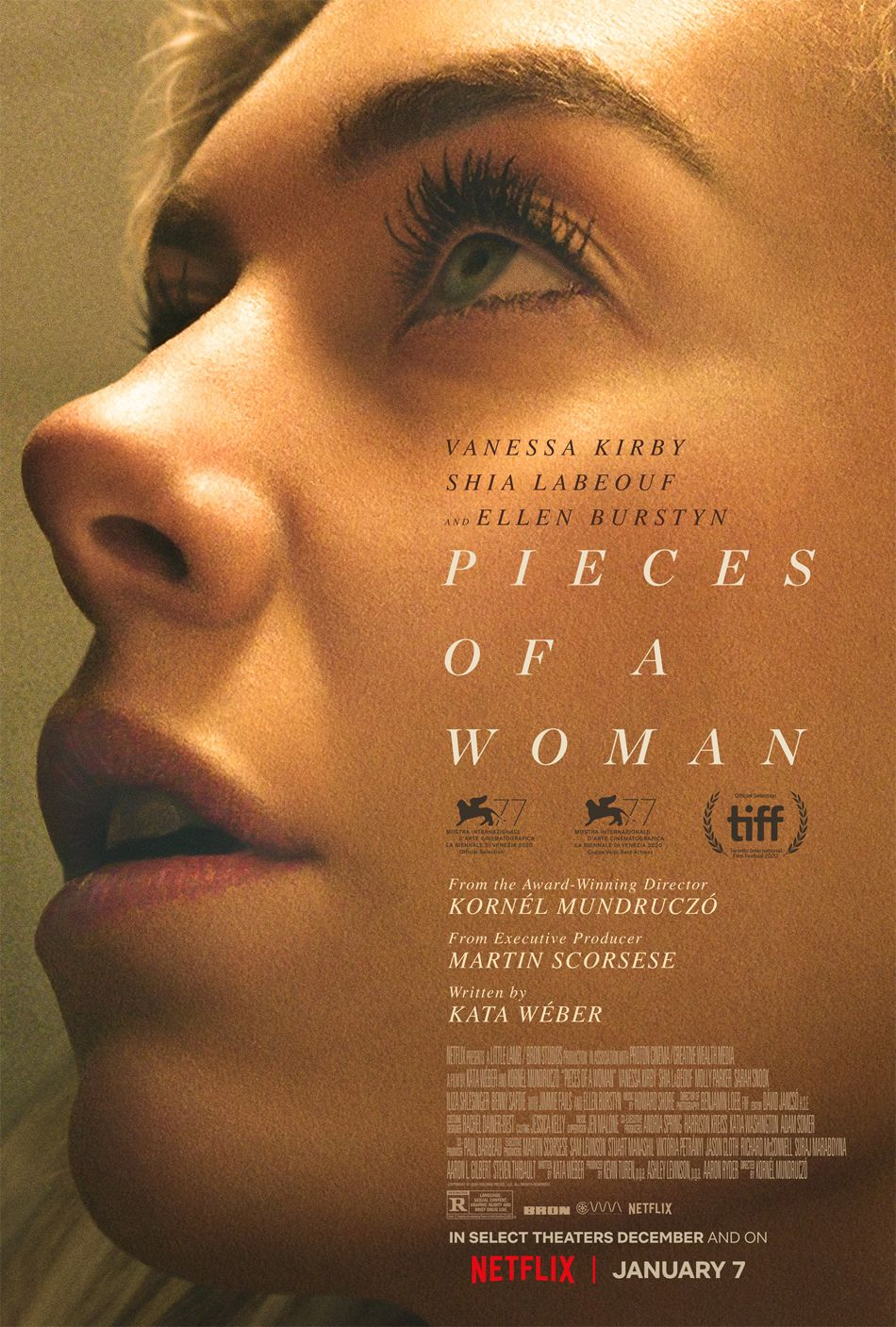 Τα Θραύσματα μιας Γυναίκας (Pieces of a Woman)