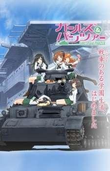 Girls und Panzer: Shoukai Shimasu!'s Cover Image