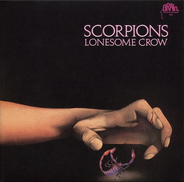 Download Scorpions - Lonesome Crow (German Brain) [PBTHAL