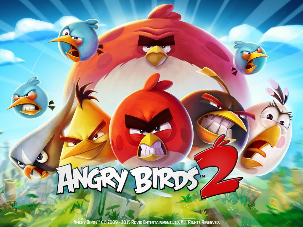 Angry Birds: H Ταινία 2 (The Angry Birds Movie 2) Quad Poster Πόστερ