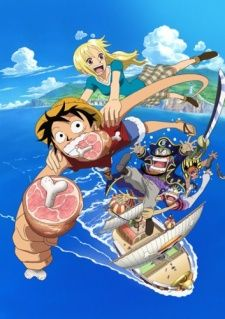 One Piece: Romance Dawn Story's Cover Image