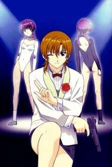 Najica Dengeki Sakusen Cover Image