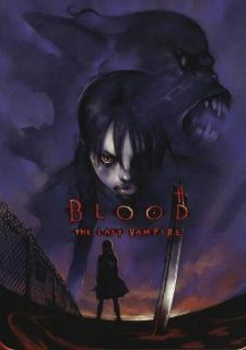 Blood: The Last Vampire Cover Image