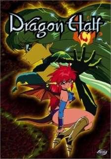 Dragon Half's Cover Image