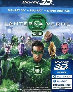 Lanterna Verde 3D (2011) Full BluRay 1080p MVC Multilanguage