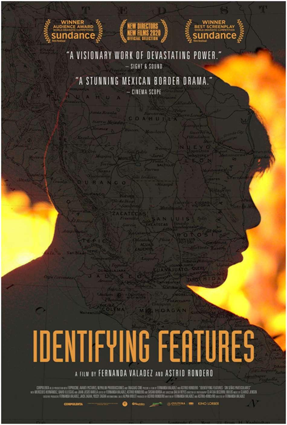 Χαρακτηριστικά Γνωρίσματα (Sin Señas Particulares / Identifying Features) - Trailer / Τρέιλερ Poster