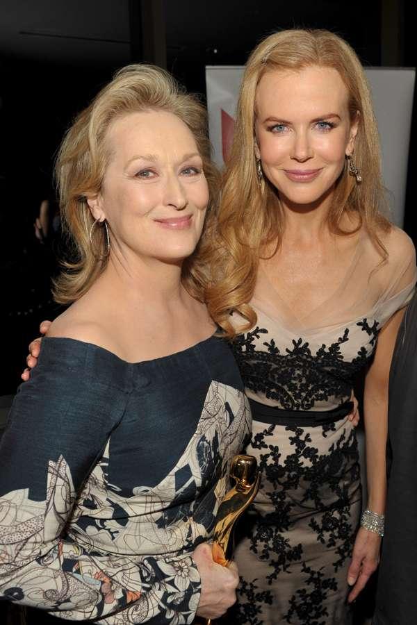 Meryl Streep Nicole Kidman The Prom Netflix