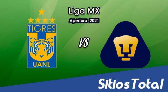 Tigres vs Pumas en Vivo – Canal de TV, Fecha, Horario, MxM, Resultado – J11 de Apertura 2021 de la Liga MX