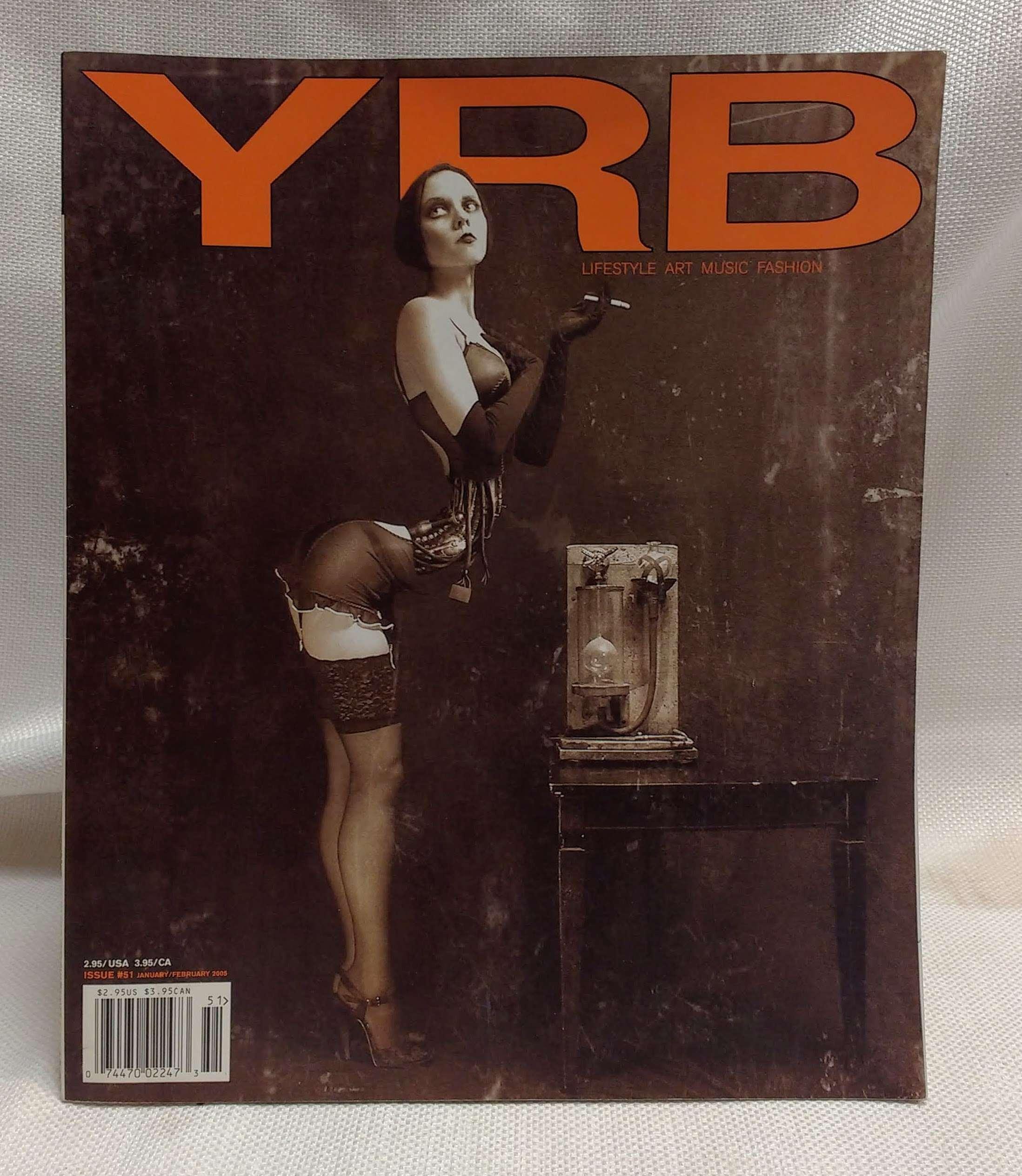 Image for YRB Magazine Issue #51 (Jan/Feb 2005)