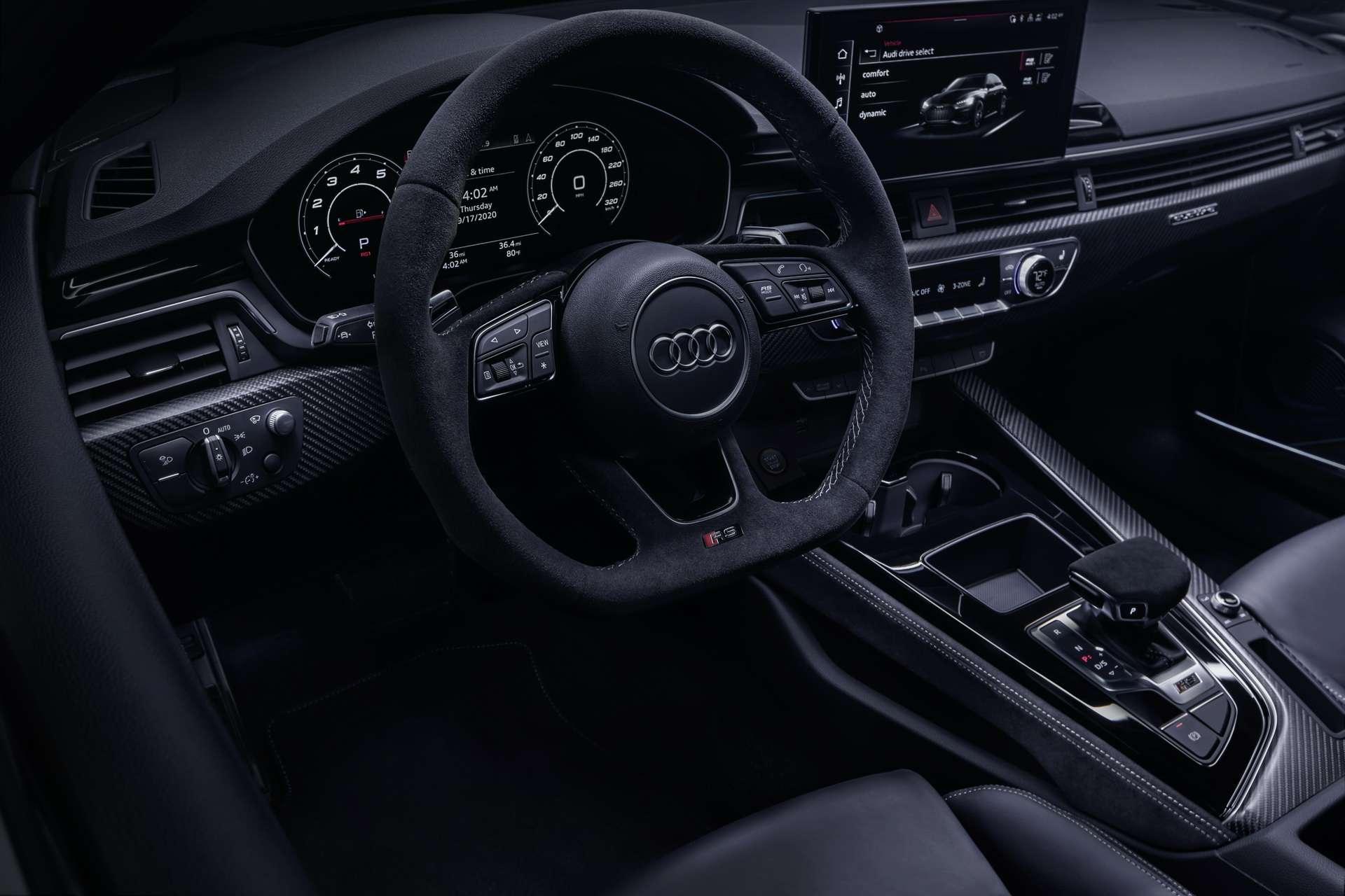 2021 Audi RS5 Arrives In The U.S.   ElaKiri