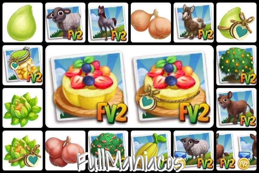 Farmville 2 Nuevos Items de Edicion Limitada en Shop 25-9-2017