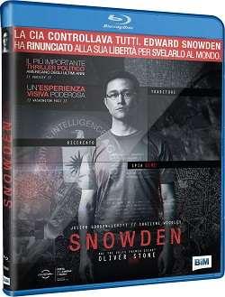 Snowden (2016) Full BluRay 1080p AVC iTA ENG DTS-HD MA Sub iTA