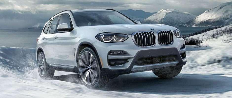 BMW X3 Styling