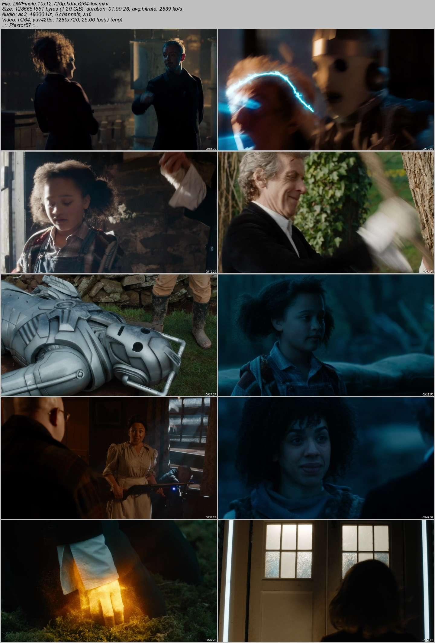 doctor who tum bolumler