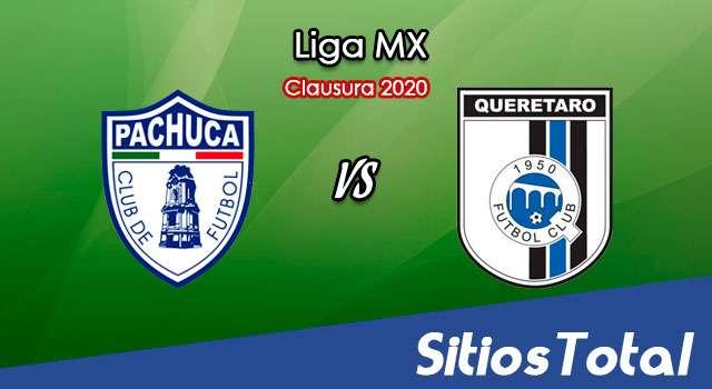 Ver Pachuca vs Querétaro en Vivo – Clausura 2020 de la Liga MX