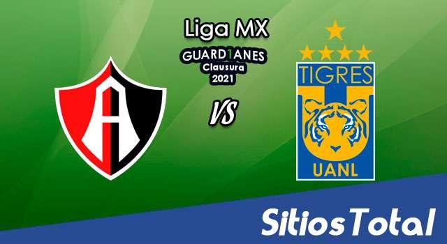 Atlas vs Tigres en Vivo – Canal de TV, Fecha, Horario, MxM, Resultado – J3 de Guardianes 2021 de la Liga MX
