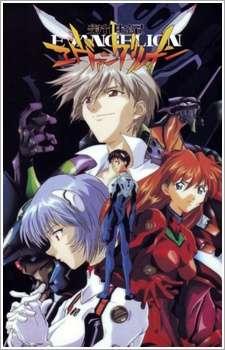 Neon Genesis Evangelion's Cover Image