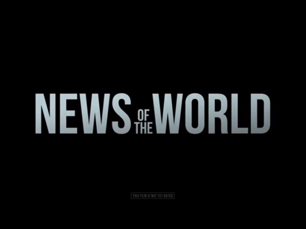 News of the World Movie