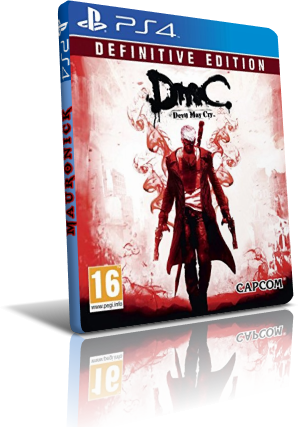[Ps4] DmC Devil May Cry: Definitive Edition (2015) [Fw 4.05] EUR - Full ITA