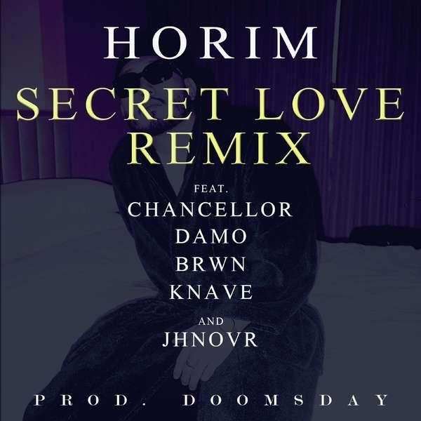 [Single] Horim – SECRET LOVE REMIX (MP3)