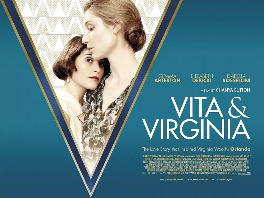 Ο Έρωτας της Βιρτζίνια Γουλφ (Vita & Virginia) - Trailer / Τρέιλερ Movie