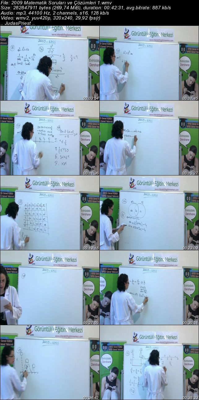 KPSS Genel Matematik Eğitim Seti