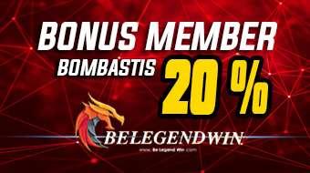 Bonus New Member BOMBASTIS