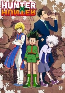 Hunter x Hunter (2011)'s Cover Image