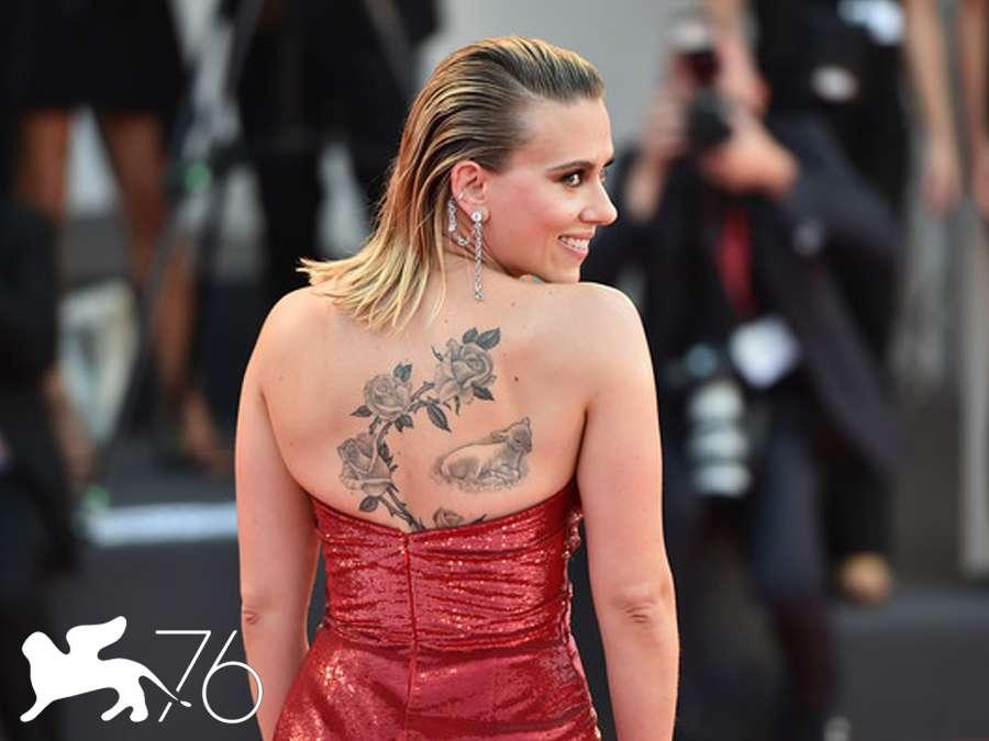 Marriage Story Scarlett Johansson Venice Film Festival 2019