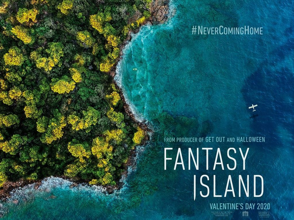 Fantasy Island - Trailer / Τρέιλερ Movie