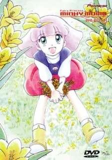 Mahou no Princess Minky Momo Cover Image