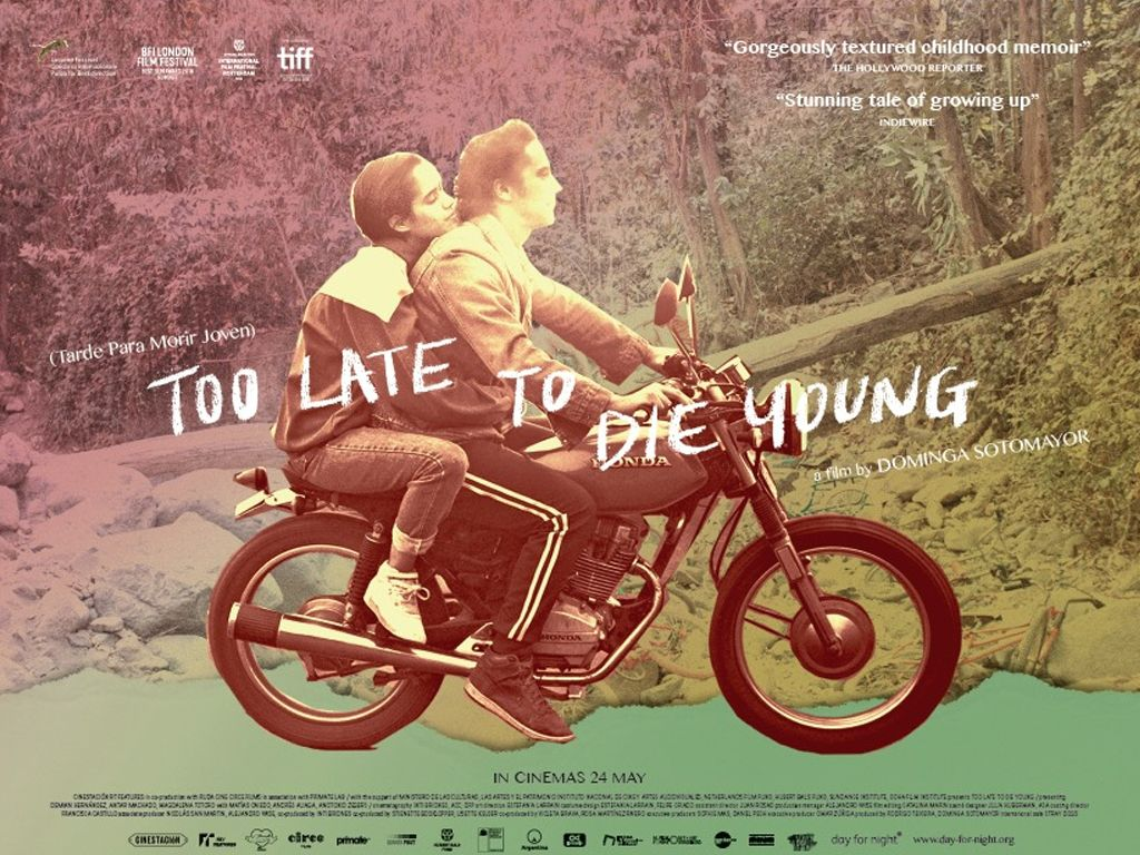 Πολύ αργά για να πεθάνουν νέοι (Tarde Para Morir Joven) - Trailer / Τρέιλερ Movie